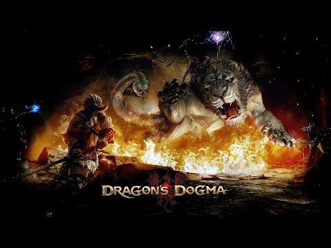 Прохождение Dragon's Dogma: Dark Arisen (Конец) Мало что понятно...