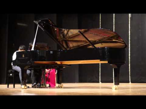 Live at the Kala (Apr 2016): piano duet by Aaron D'Souza and Aloisio Rodrigues