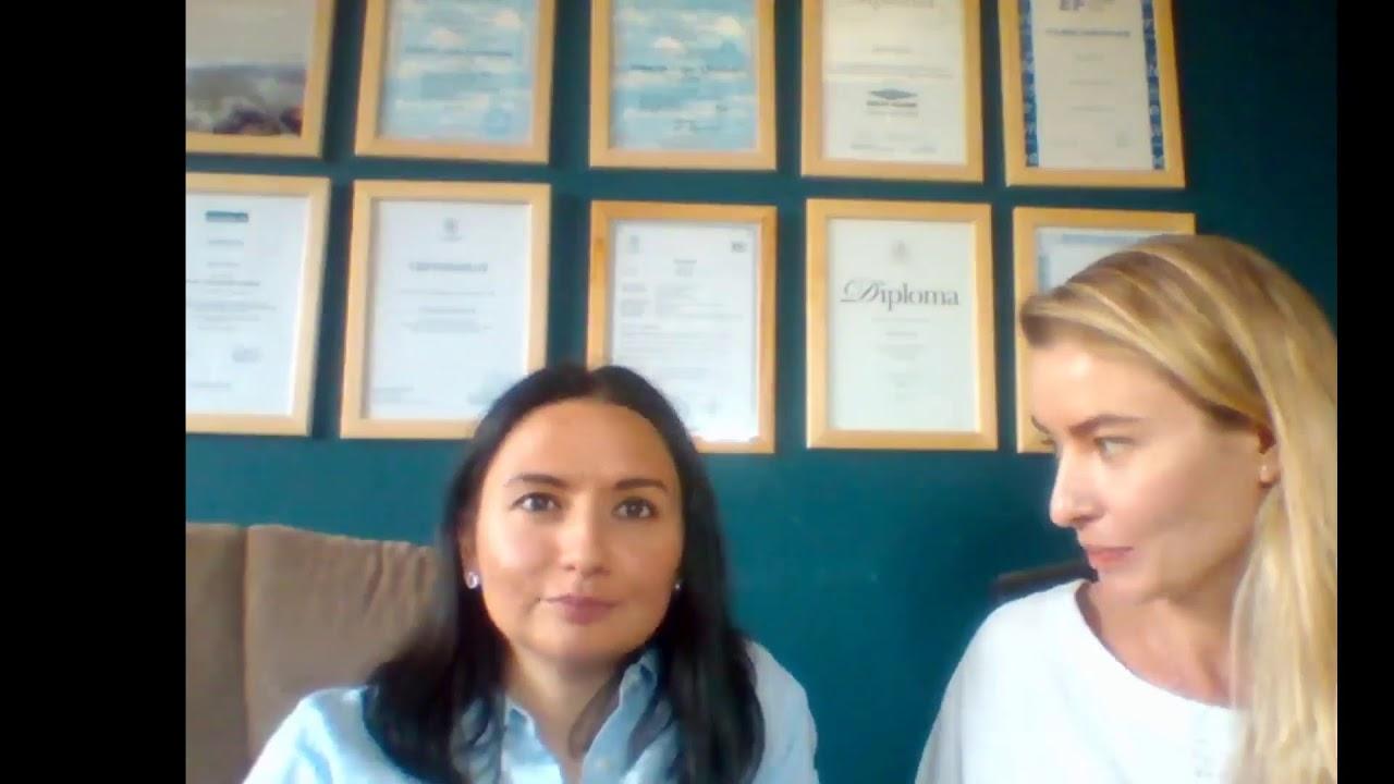 Открытый урок курса «Запах Женщины» Веры Нурдиновой и Юлии Титаревой
