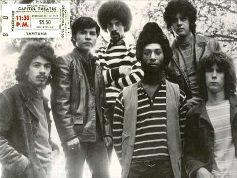 Santana - Treat Live Port Chester,NY 1970 HQ AUDIO