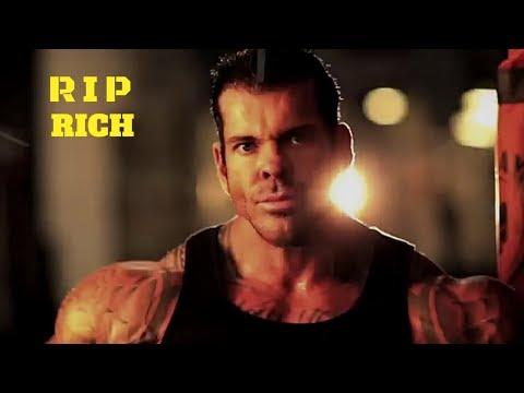 RIP Rich Piana 1971-2017. Sad week for Bodybuilding.