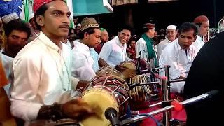 vuclip md naseer nagma dholak & allah he janta hai mohammed ka marta ba  banjo playing by touseef