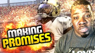 Madden NFL 16 Ultimate Team Gameplay - I MADE A PROMISE !!! - MUT 16