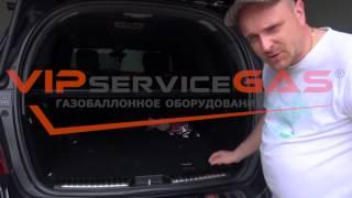 ГБО на Mercedes Benz GL 550 ГБО 4 поколения  Газ на Mercedes Benz GL 550 ГБО ХАрьков