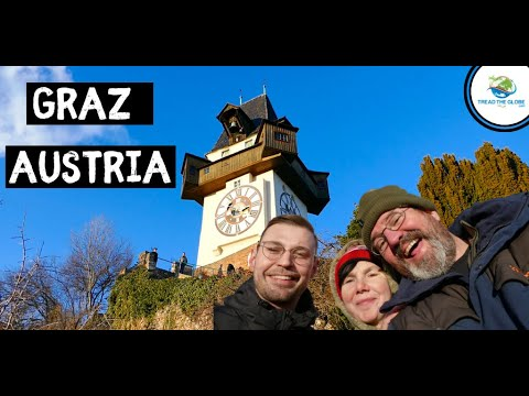 Top things to do in Graz Austria | Driving around the world in a campervan