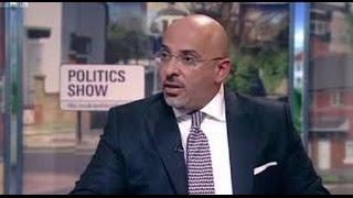 UK MP NADHIM ZAHAWI ATTACKS WELFARE & CHILD BENEFITS of POOR BLACKS & HISPANICS - 1WEST ISUPK