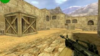 cs 1.6 видео урок про стрельбу спреем