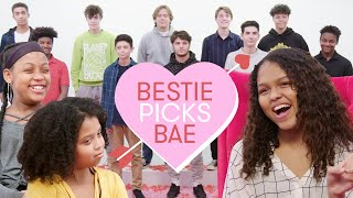 I Let My Little Sisters Pick My Boyfriend: Alley | Bestie Picks Bae
