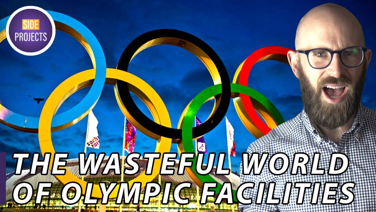 Abandoned, Expensive, or Imploded: The Wasteful World of Olympic Facilities