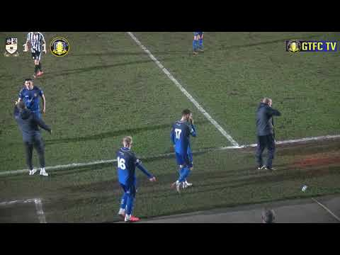 Stafford Gainsborough Goals And Highlights