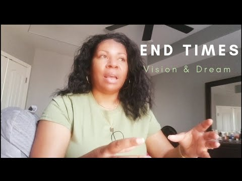 Urgent| Prophetic End Times Dream and Vision