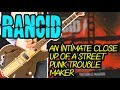 Rancid An Intimate Close Up Of A Street Punk Trouble Maker Guitar Cover 1080P mp3