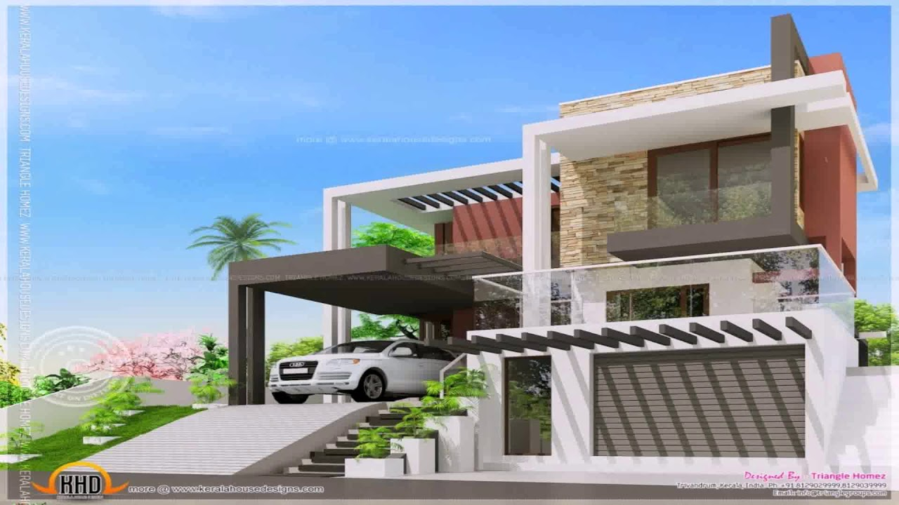Modern House Designs Kenya