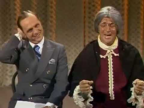 Bob Newhart   The Driving Instructor With Dean Martin In Drag