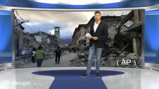 Violento terremoto sul Centro Italia