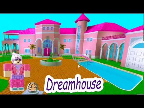 Thumbnail: Roblox Hide And Seek Extreme & Barbie Life In The Dreamhouse Mansion Game Play