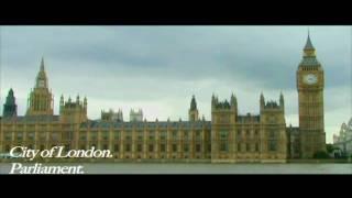 ALIEN DRONE @ BIG BEN / LONDON EYE.