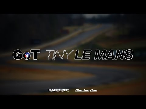 Gathering of Tweakers | Tiny Le Mans