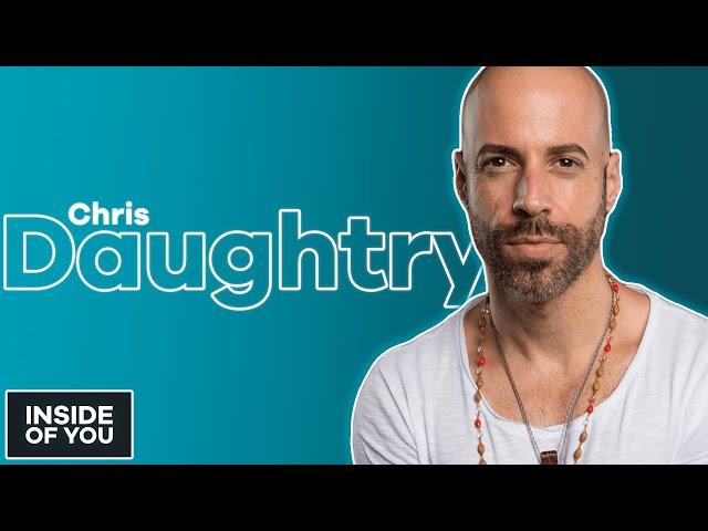 CHRIS DAUGHTRY (2020)   Inside of You Podcast w/ Michael Rosenbaum #insideofyou #daughtry