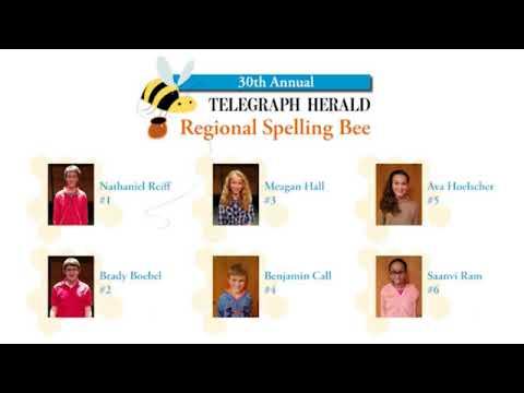 2017 Telegraph Herald Spelling Bee