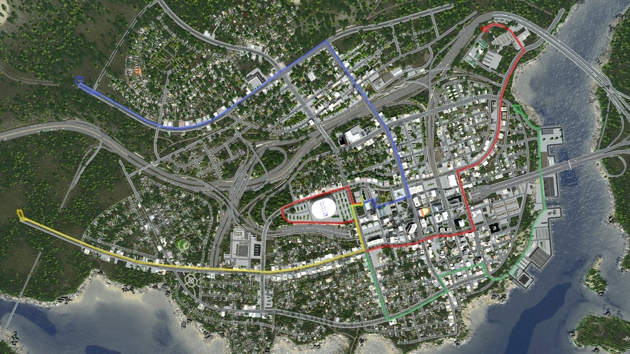 cities skylines mass transit guide