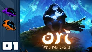 Let's Play Ori and the Blind Forest - PC Gameplay Part 1 - Prepare To Cry