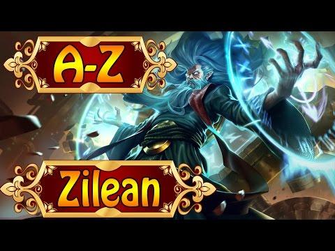 ZILEAN, Der Zeitwächter - League of Legends A-Z