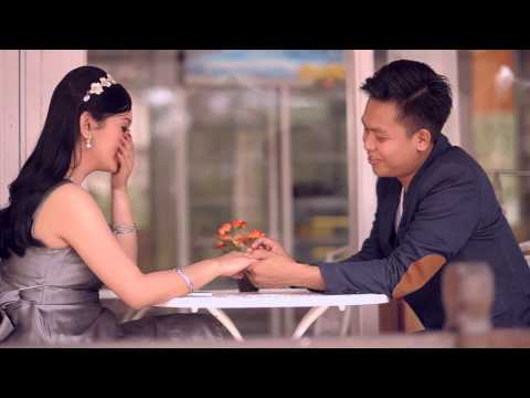 prewedding video vindy shella