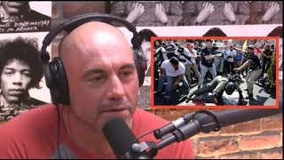 Joe Rogan Discusses Charlottesville Protests