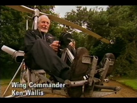 "Ken Wallis, Autogyro's and ""Little Nellie"""
