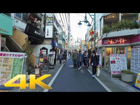 Walking around Sangenjaya Setagaya, Tokyo - Long Take【東京・世田谷/三軒茶屋】 4K