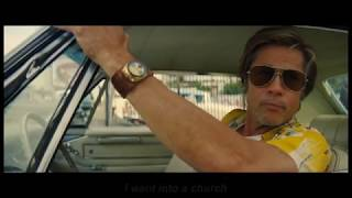 Jose Feliciano - California Dreamin Once upon a time in Hollywood (lyrics)