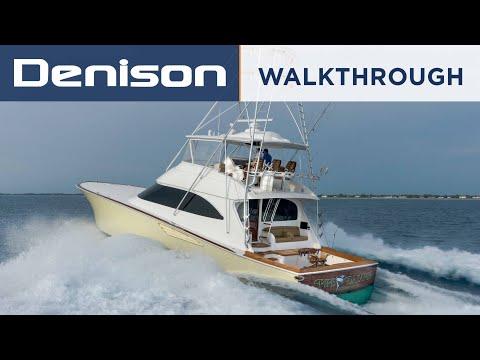 Viking 70 Sportfish Yacht [Walkthrough]
