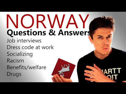 Norway - Questions And Answers