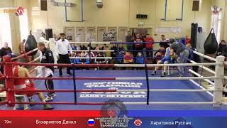 Санкт Петербург сборная России юношеский матч по боксу в честь 75 летия Великой Победы