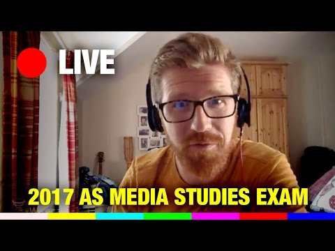 Q&A - OCR AS Media Studies Exam 2017