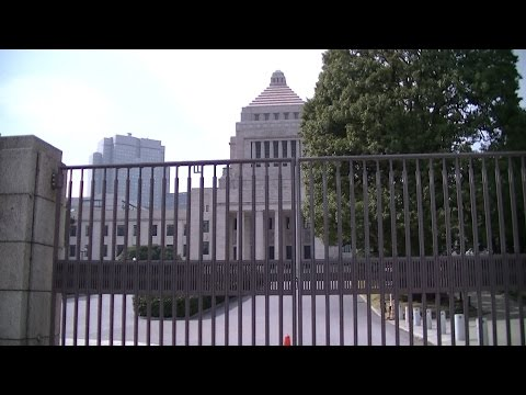 国会議事堂 National Diet