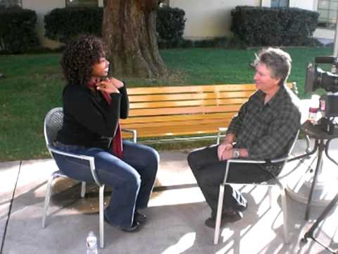 Good Morning America Interview about GloZell being Jay Leno's # 1 FAN
