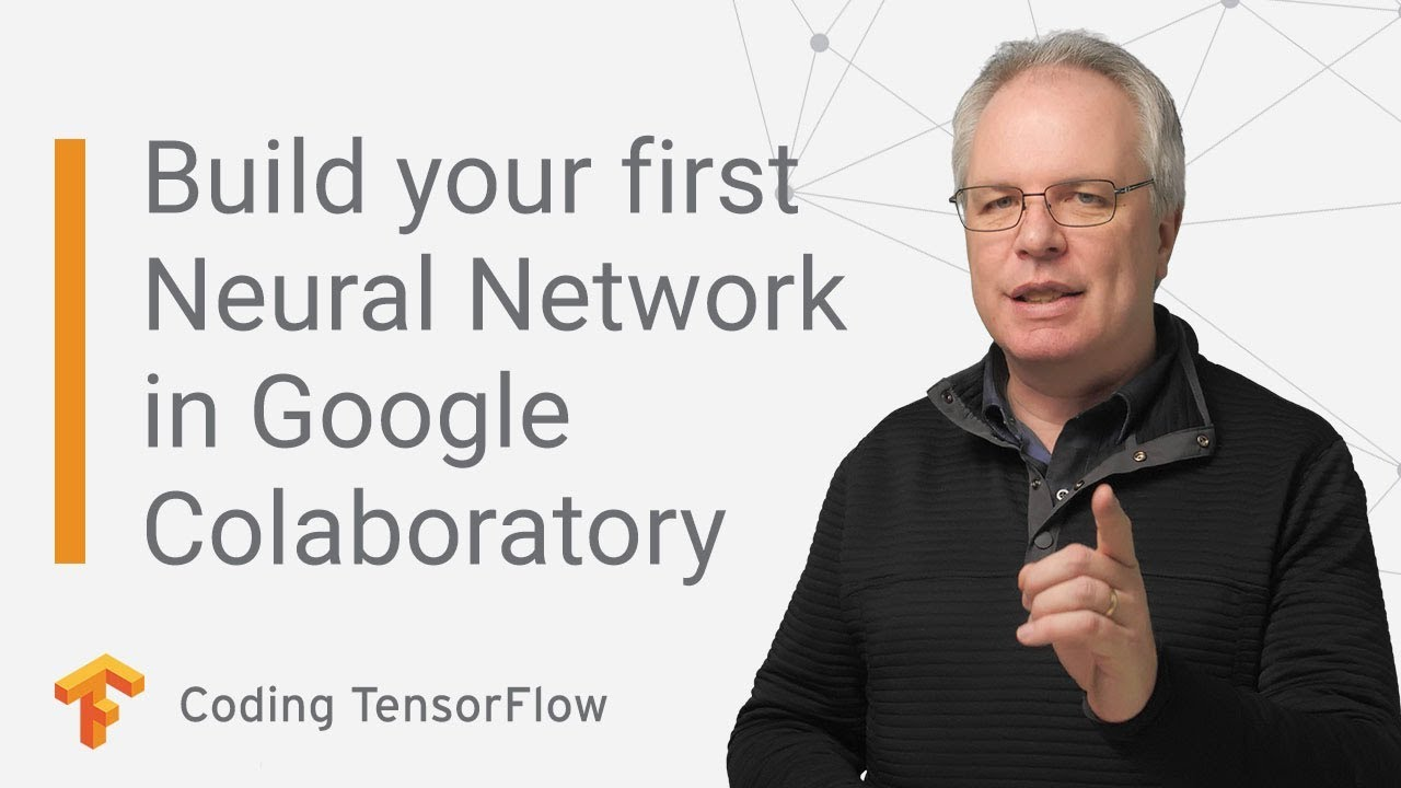 Build a deep neural network in 4 mins with TensorFlow in Colab