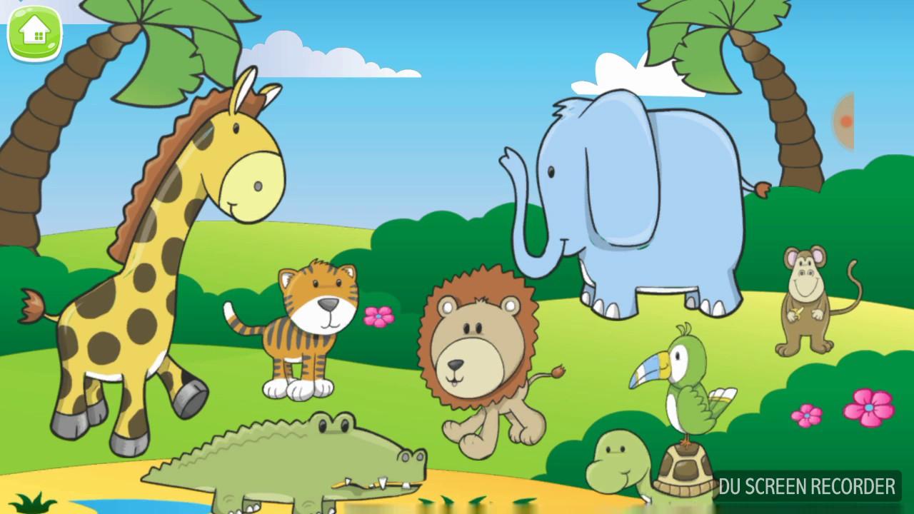 dieren geluiden uit de dierentuin stuf