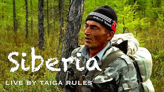 Siberia. Living by Taiga Rules. Episode 3.