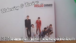SHINee - Hello [Lucifer Repackage] CD Unboxing & Review