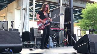 Greta Van Fleet encore, Riverbend 2017, Chattanooga, Tennessee