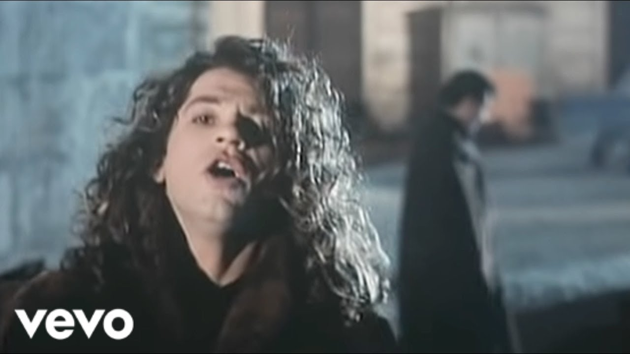 INXS - Never Tear Us Apart (Official Video)