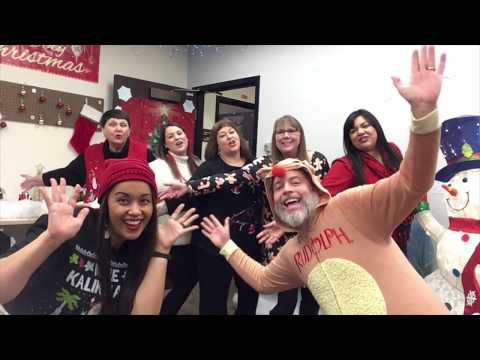 A Christmas Carol by Thurston County District Court