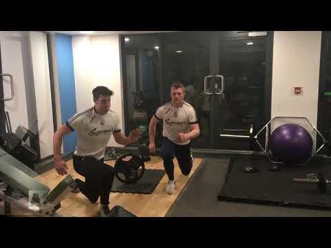 NRG Gyms train winners #Galway Hurlers