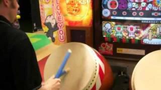 Taiko no Tatsujin - Evangelion Theme - Oni 100%