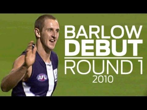 Barlow's stunning debut