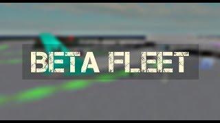 ROBLOX - France Vol Beta Fleet