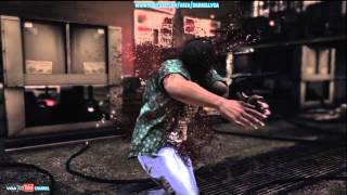 Max Payne 3 Bullet Time Kill Cam Montage 2